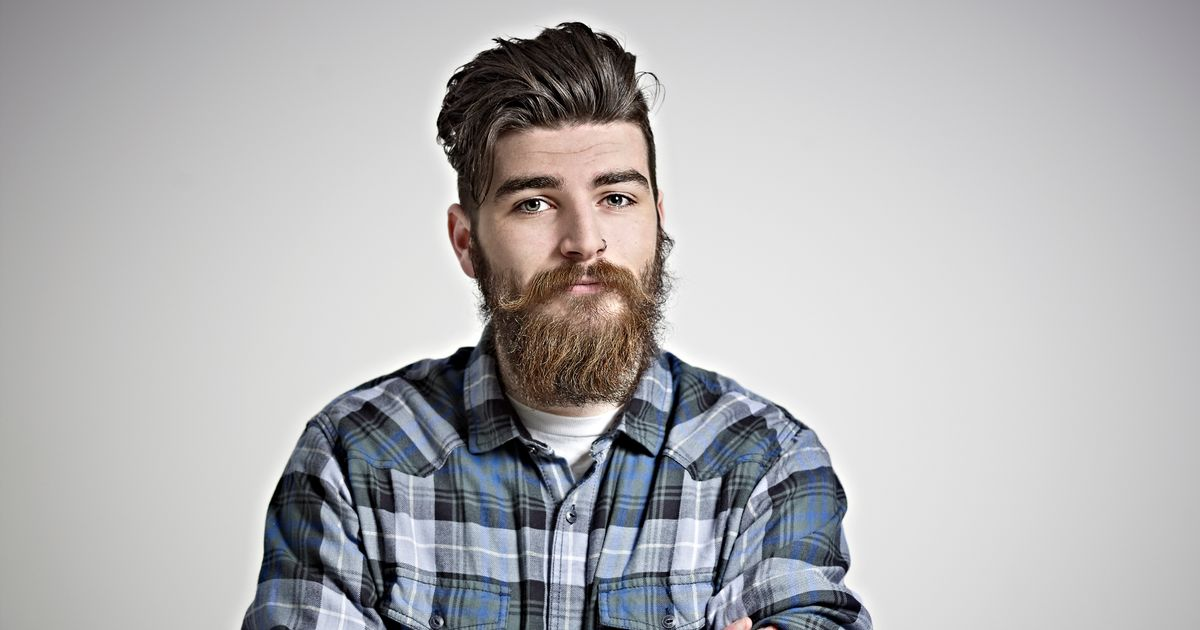 A fifth of men would give up sex for a year in return for the perfect beard, poll finds
