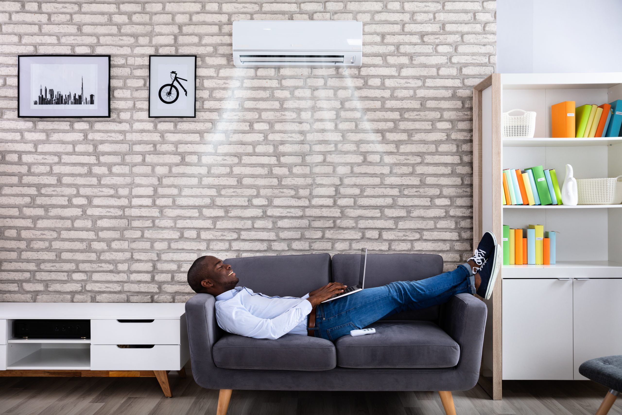 Ductless AC Buying Guide   Freshome.com