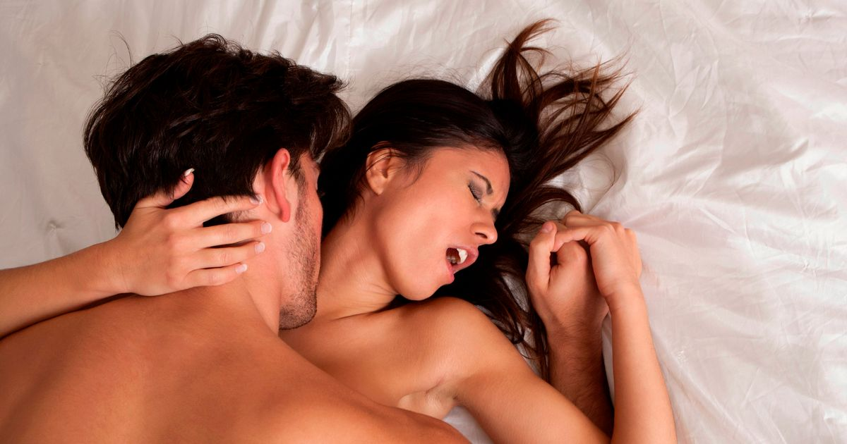 Intimate sex position promises couples 'best sensation' for erotic experience